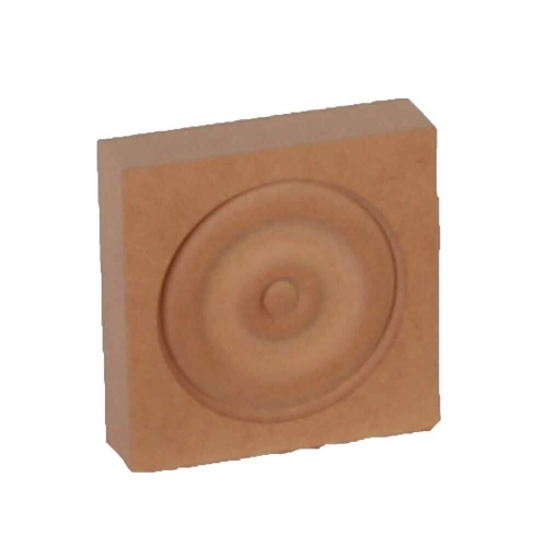 Architrave Corner Blocks – ROSMDF70