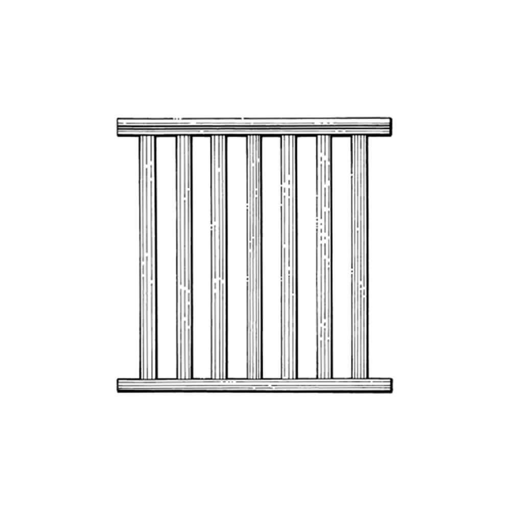 Balustrading – BS165ASS