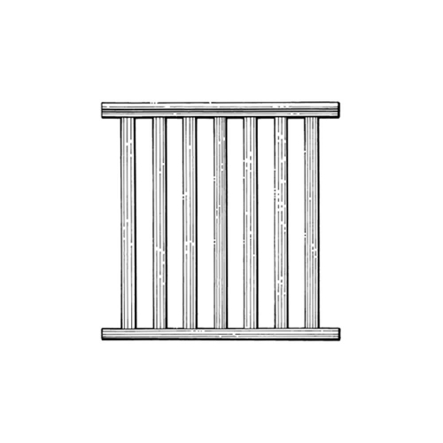 Balustrading – BS185ASS