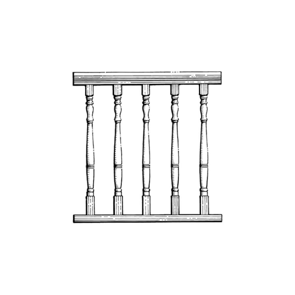 Balustrading – BS565ASS