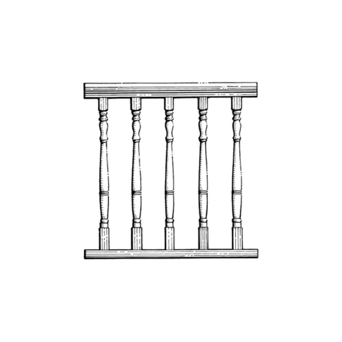 Balustrading – BS585ASS