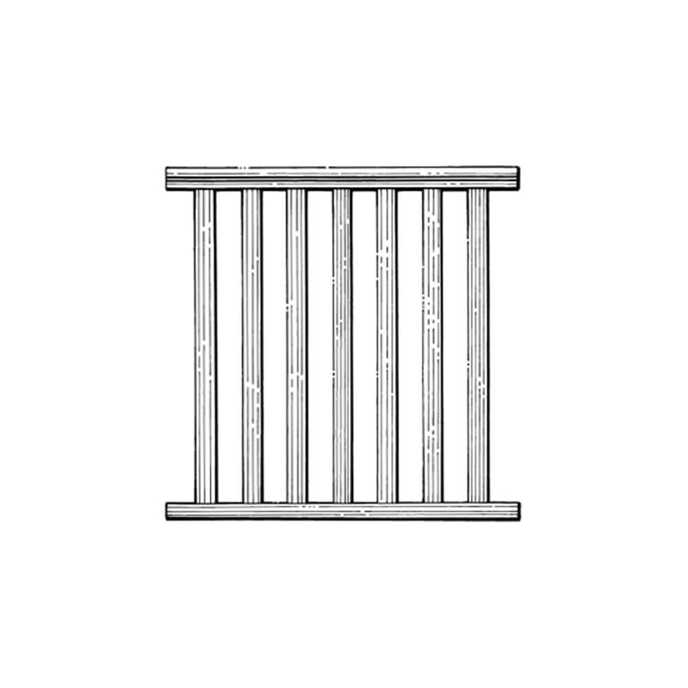 Balustrading – BS665ASS