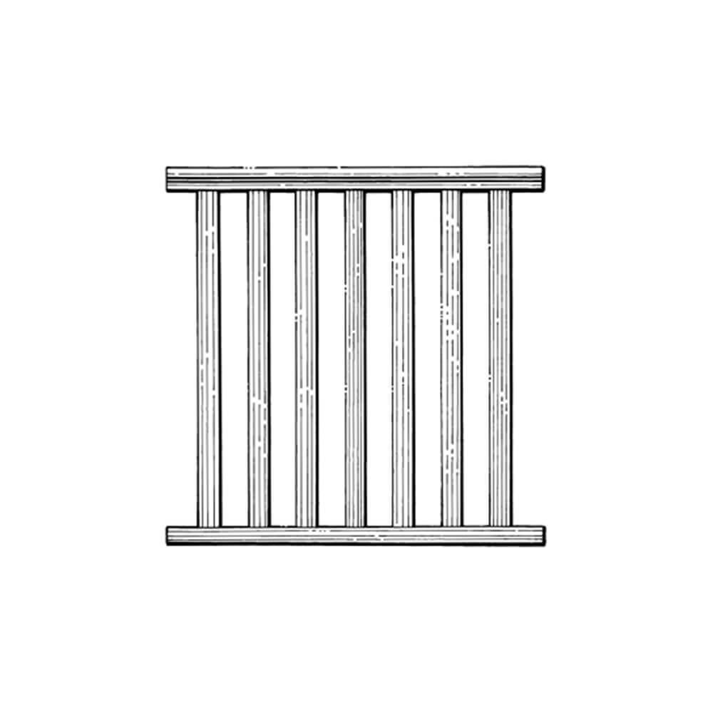 Balustrading – BS665FLASS