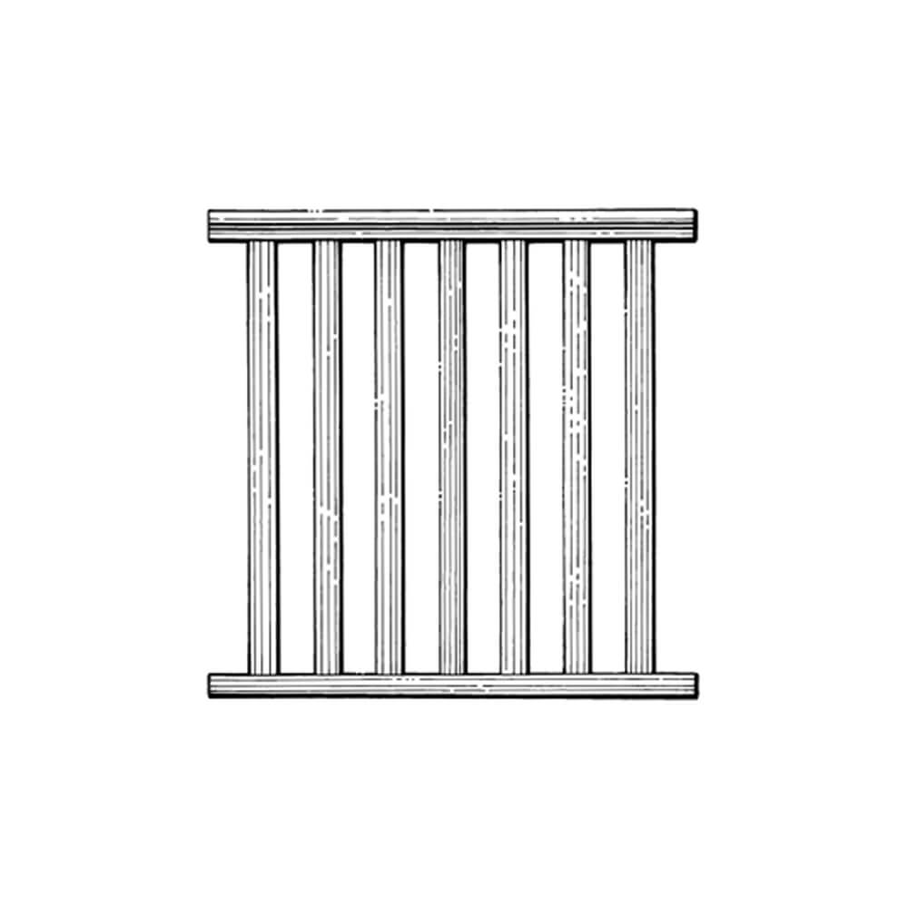 Balustrading – BS685ASS