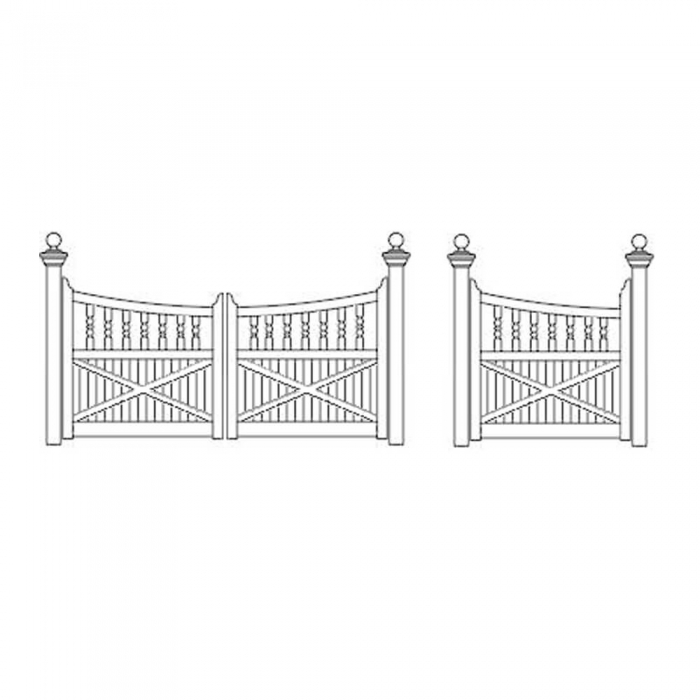 Hawthorne Gate