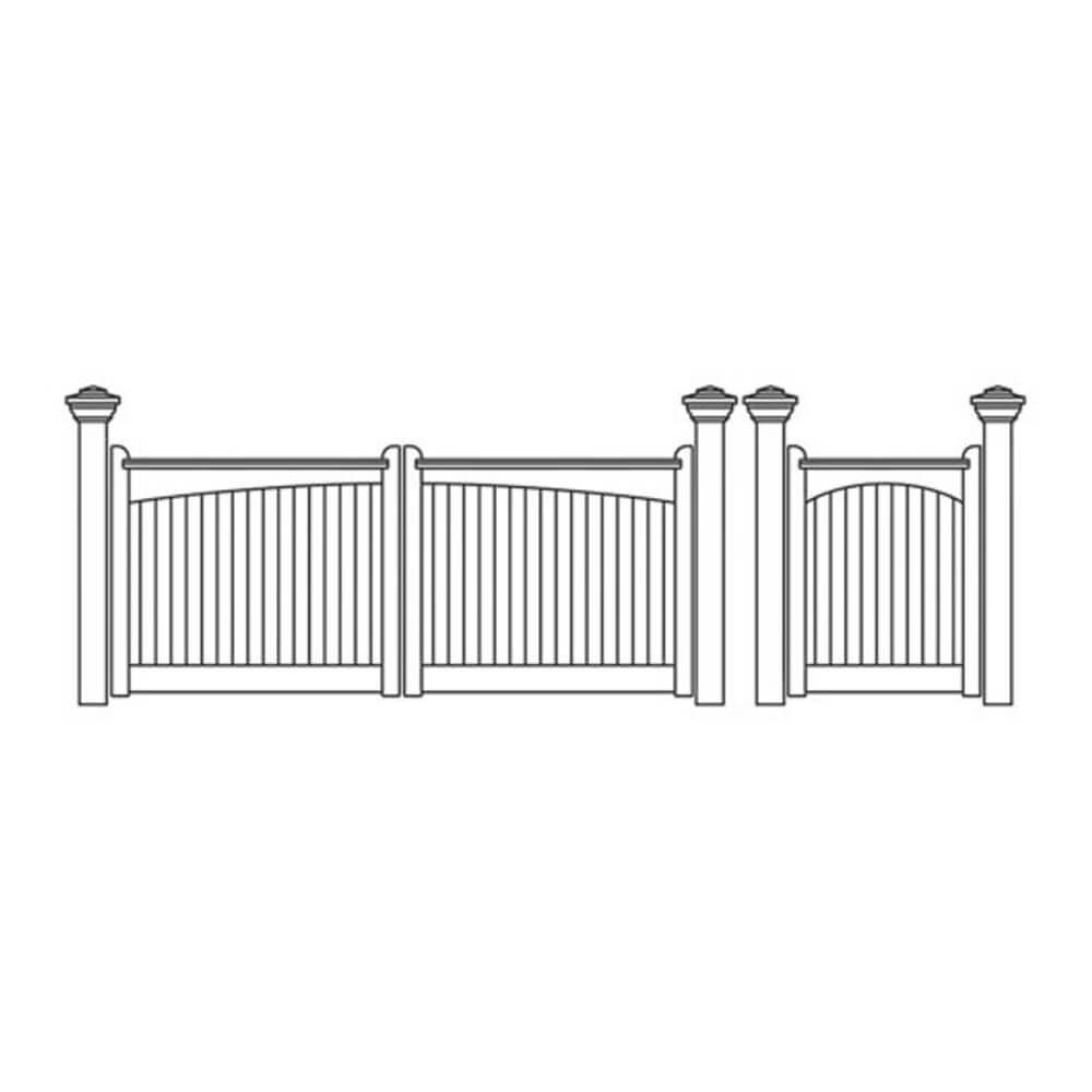 Singleton Gate