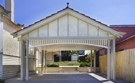 Timber-Carports-Garages