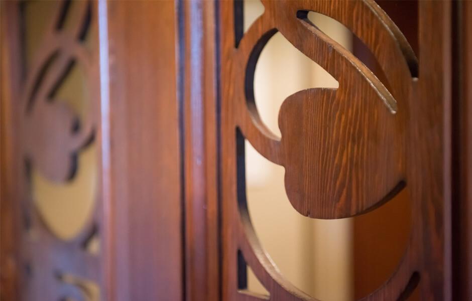 Timber Doors #3