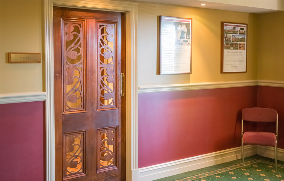 Timber Doors #4