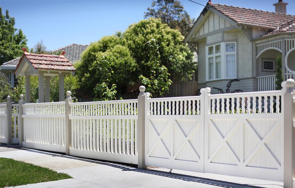 Timber Fences #1