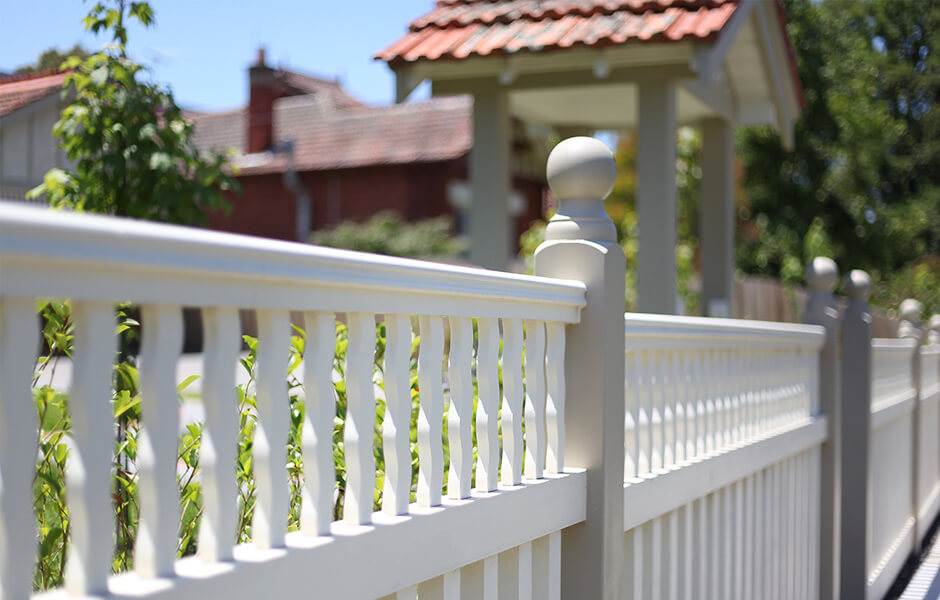 Timber Fences #2