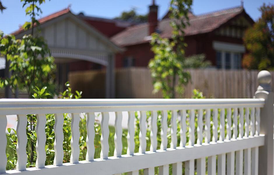 Timber Fences #3