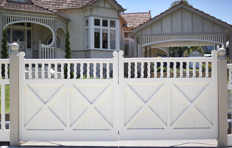 Timber Fences #5