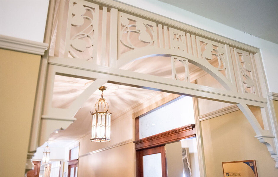 Timber Fretwork - Internal #2