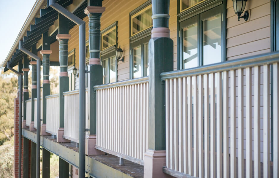 Timber Verandah #5
