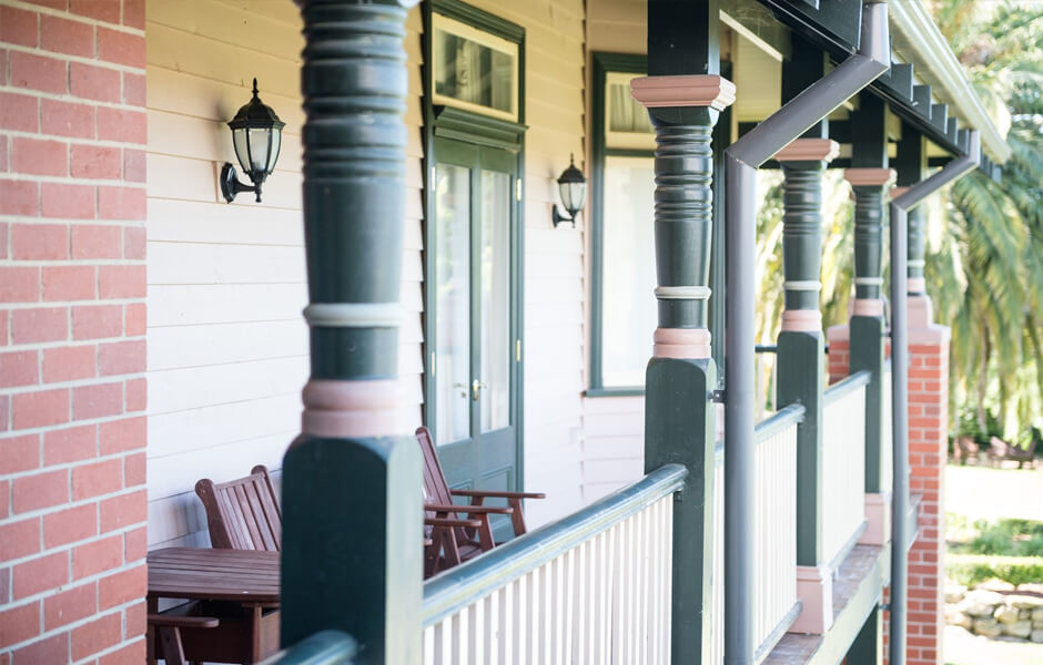 Timber Verandah #6