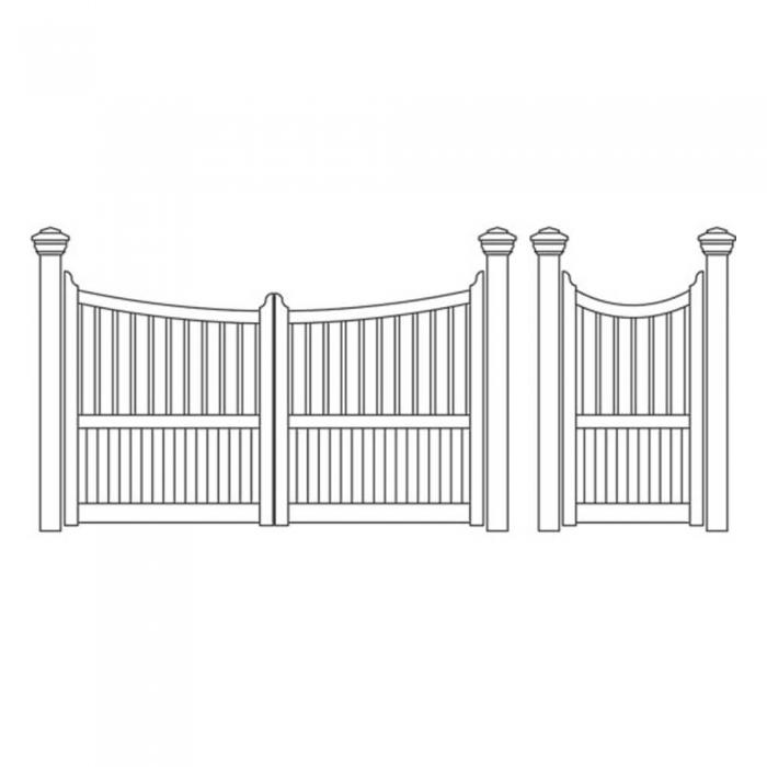 Veneer Gate