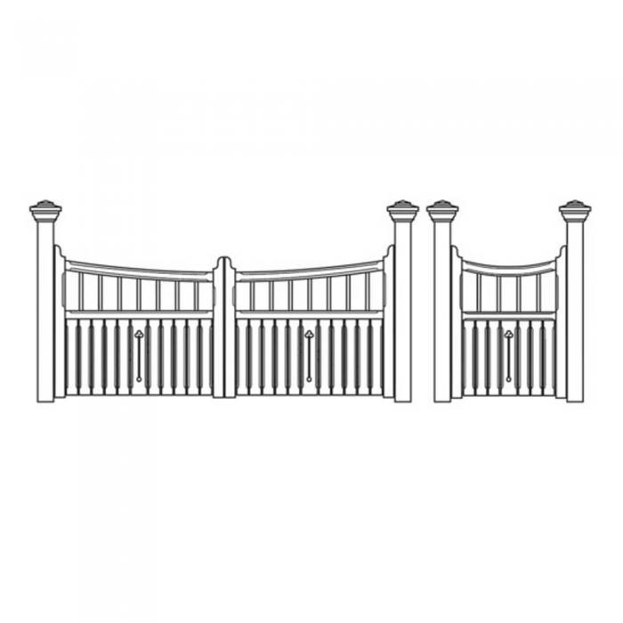 Wilpena Gate