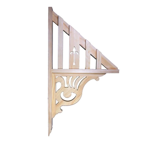 Window Canopy End Brackets – WC2END